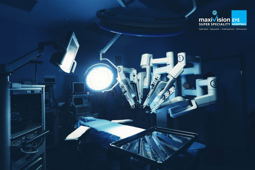 Robotic Cataract Surgery